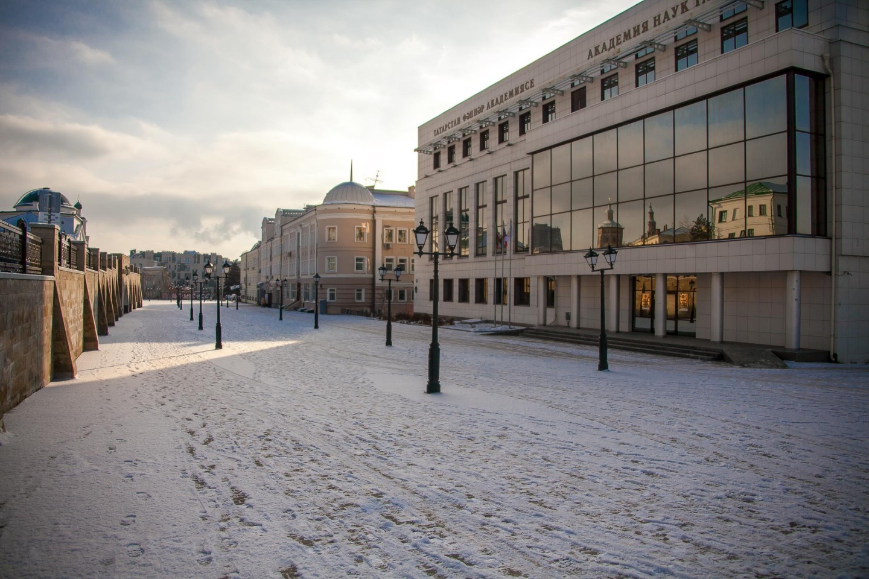 Аакадемия Наук Татарстана — ParkSeason