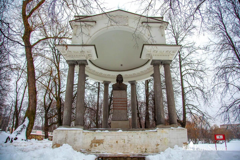 Беседка, Усадьба «Лефортово», Москва — ParkSeason