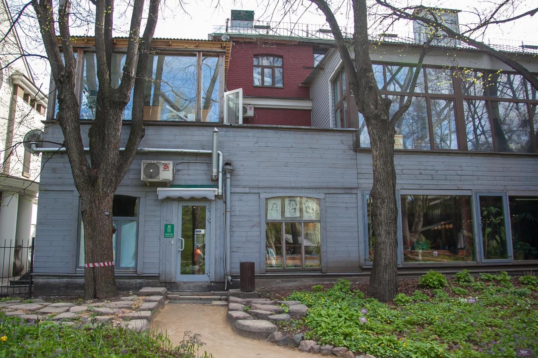 Администрация сада, Аптекарский огород, Москва — ParkSeason