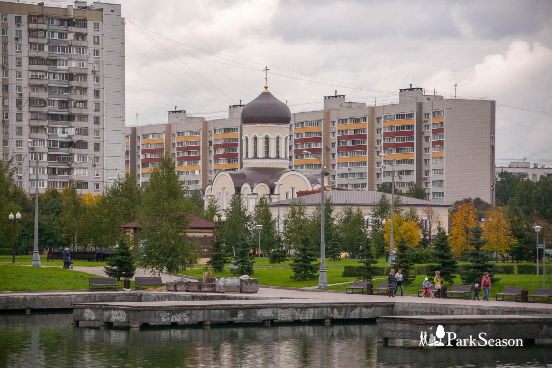 Храм Святого праведного Алексия Московского (Мечева) в Вешняках — ParkSeason