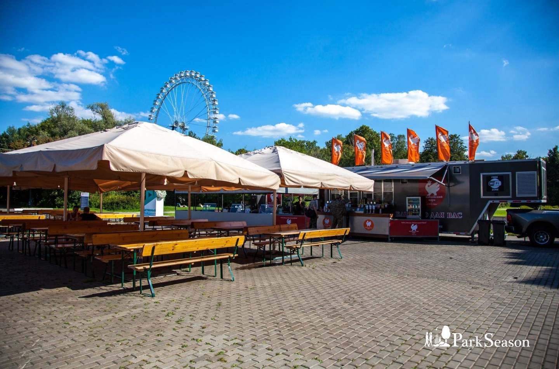 Кафе Измайловского парка, Парк «Измайловский», Москва — ParkSeason