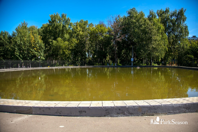 Бассейн (временно закрыт) — ParkSeason