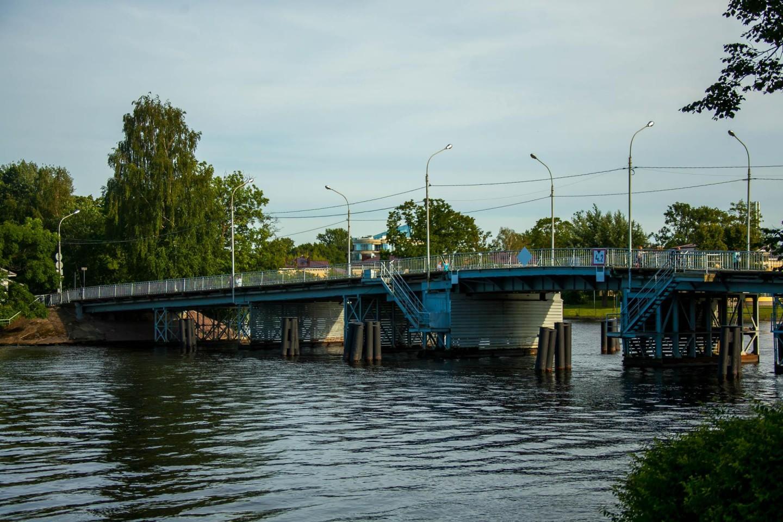 Елагинский мост № 1 — ParkSeason