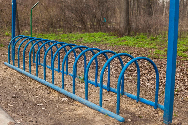Велопарковка, Парк «Кузьминки», Москва — ParkSeason
