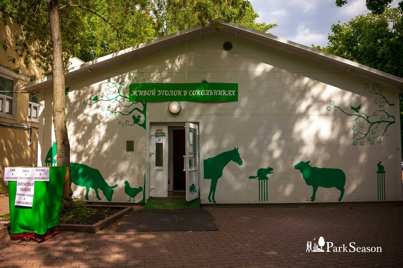 Контактный зоопарк «Живой уголок», Парк «Сокольники», Москва — ParkSeason