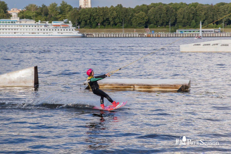 Вейкборд парк (временно закрыт), Парк «Северное Тушино», Москва — ParkSeason