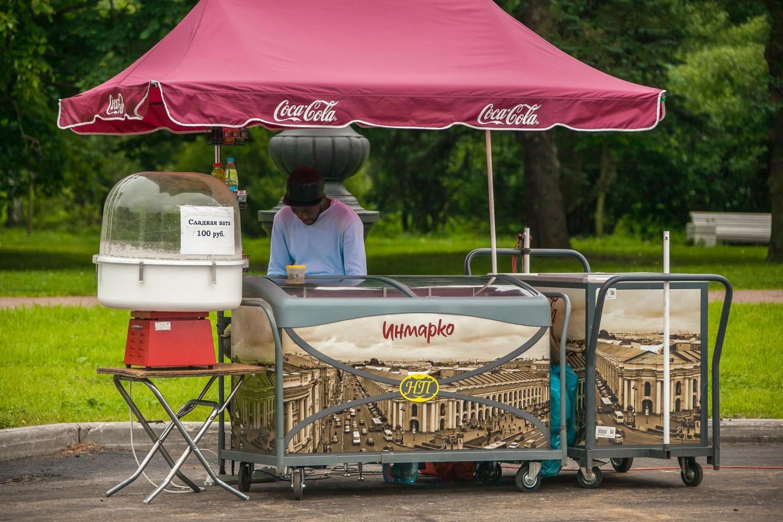 Мороженое «Инмарко» — ParkSeason