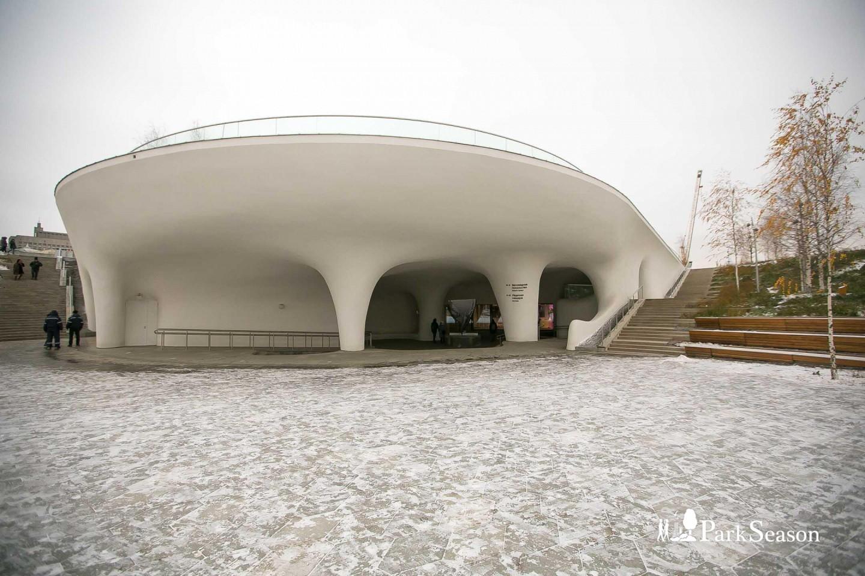 Заповедное посольство, Парк «Зарядье», Москва — ParkSeason