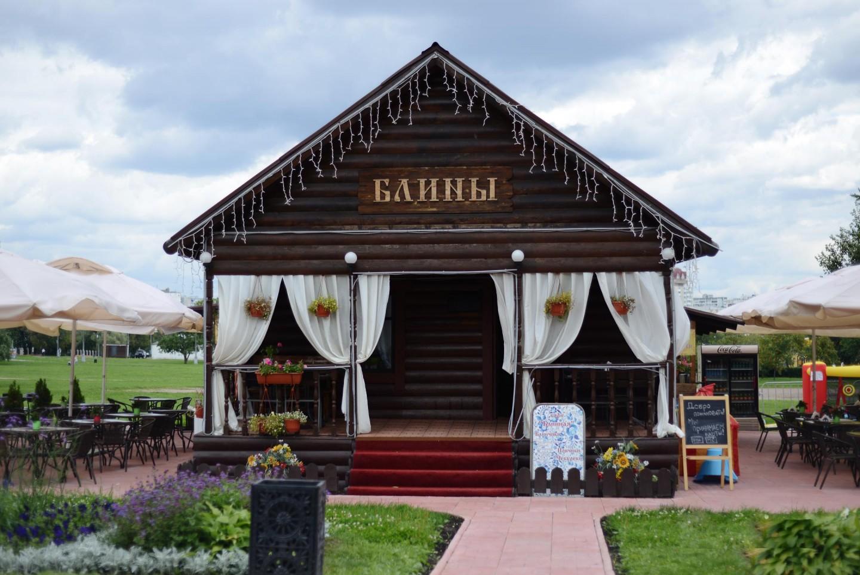 Кафе «Блины», Усадьба «Коломенское», Москва — ParkSeason