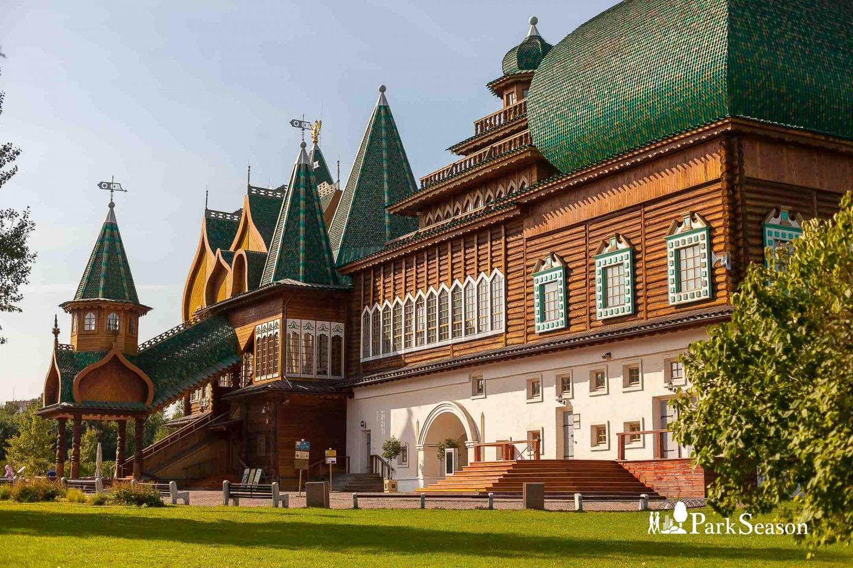 Дворец царя Алексея Михайловича (театральная хоромина) — ParkSeason