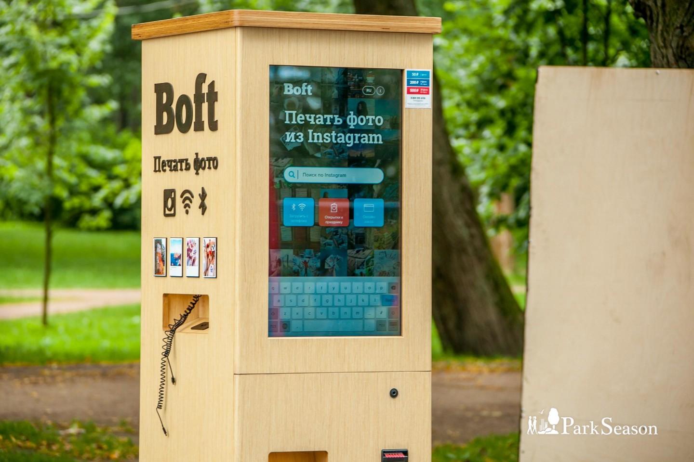 Печать фотографий Boft — ParkSeason