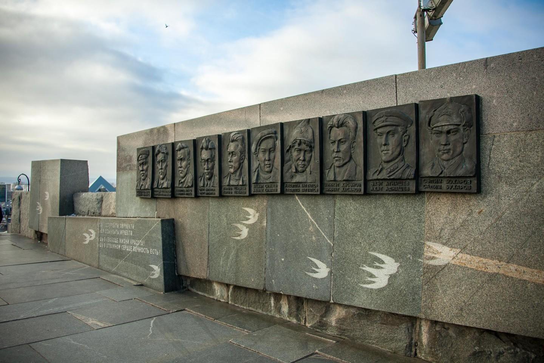 Памятник Мусе Джалилю — ParkSeason
