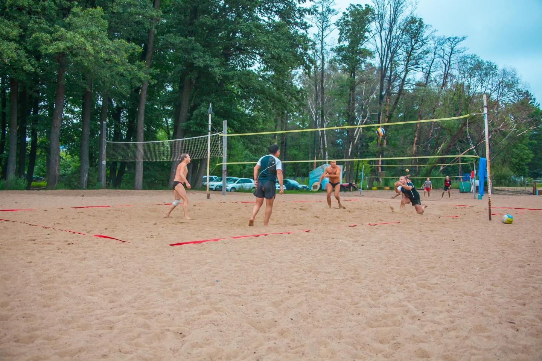Пляжный волейбол (временно закрыт) — ParkSeason