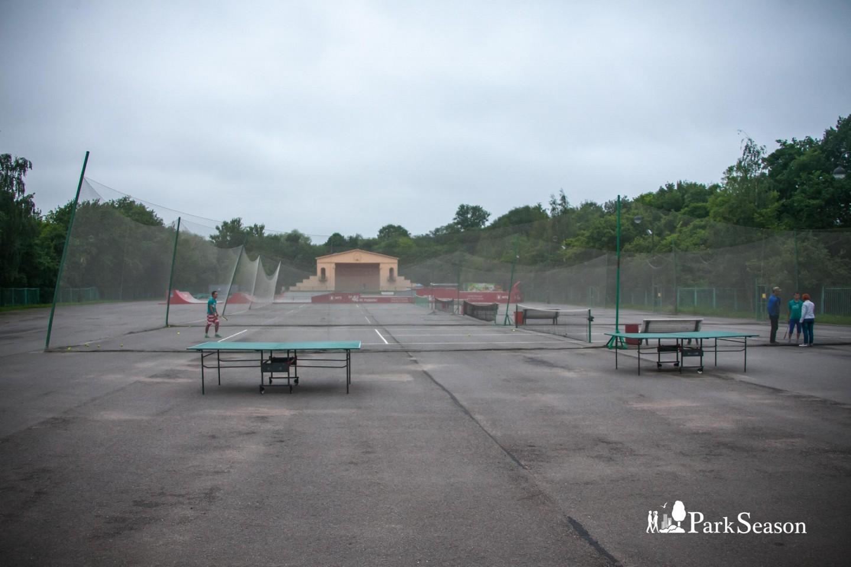 Центр отдыха — ParkSeason