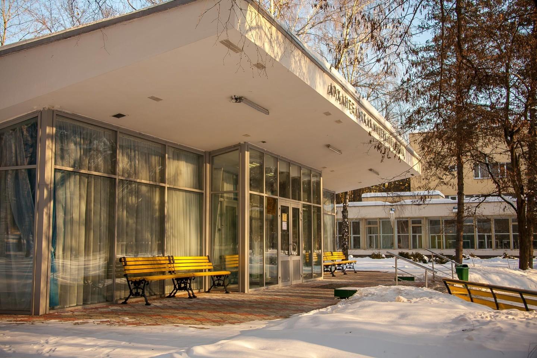 Архангельская минеральная вода, Музей-усадьба «Архангельское», Москва — ParkSeason