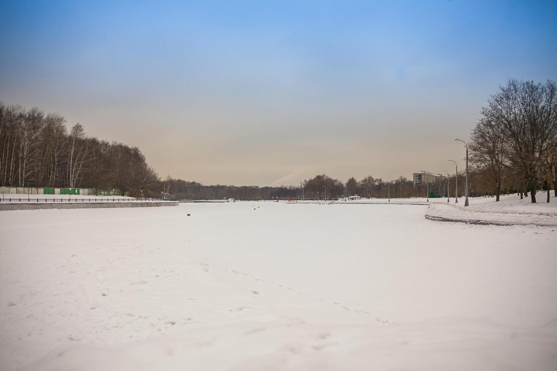 Большой Графский пруд — ParkSeason