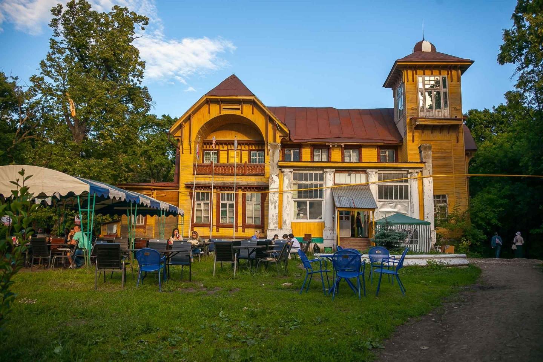 Кафе-пляж «Малибу» — ParkSeason