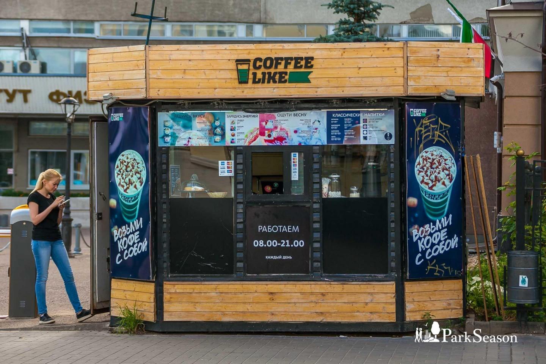 Coffee Like — ParkSeason