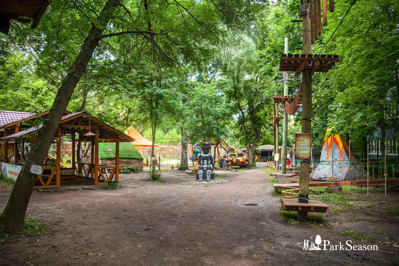Парк приключений «Таинственный остров» — ParkSeason