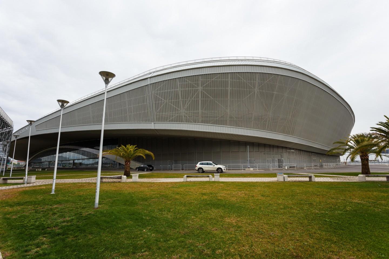 Закрытый конькобежный центр «Адлер-Арена» — ParkSeason