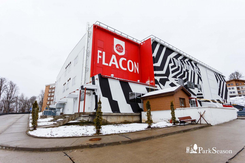 Арт-пространство Flacon 1170 — ParkSeason