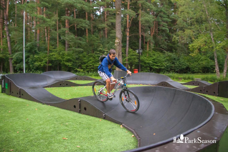 Велотрек — ParkSeason