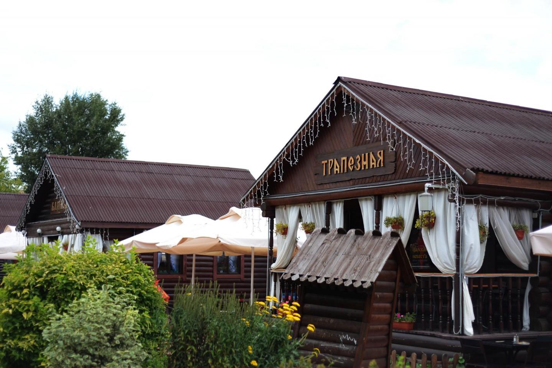 Кафе «Трапезная», Усадьба «Коломенское», Москва — ParkSeason