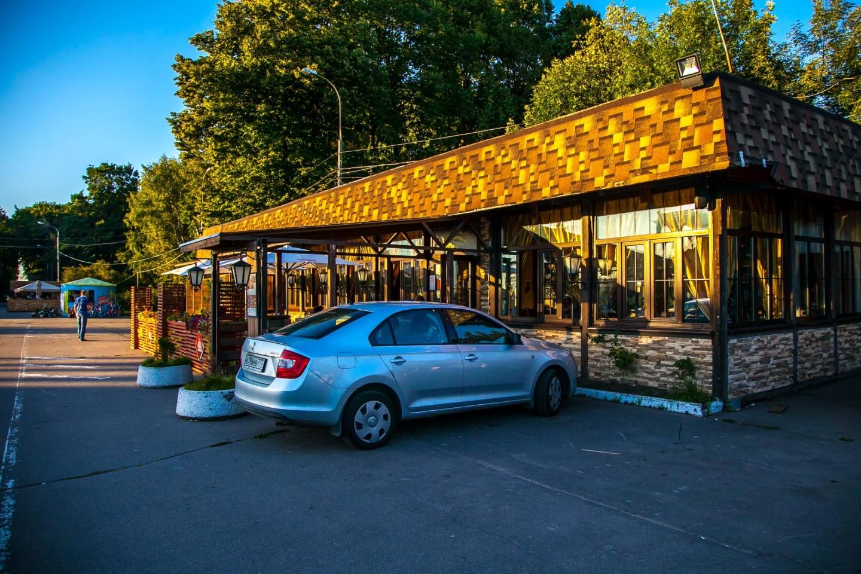Кафе «Мастер Гриллер», Парк Северного речного вокзала, Москва — ParkSeason