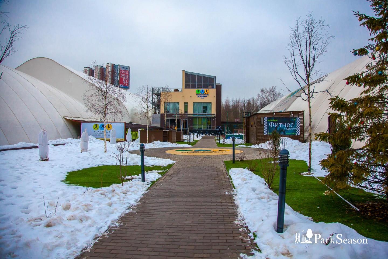 Академия Александра Островского, Парк имени Льва Толстого (Химки), Москва — ParkSeason