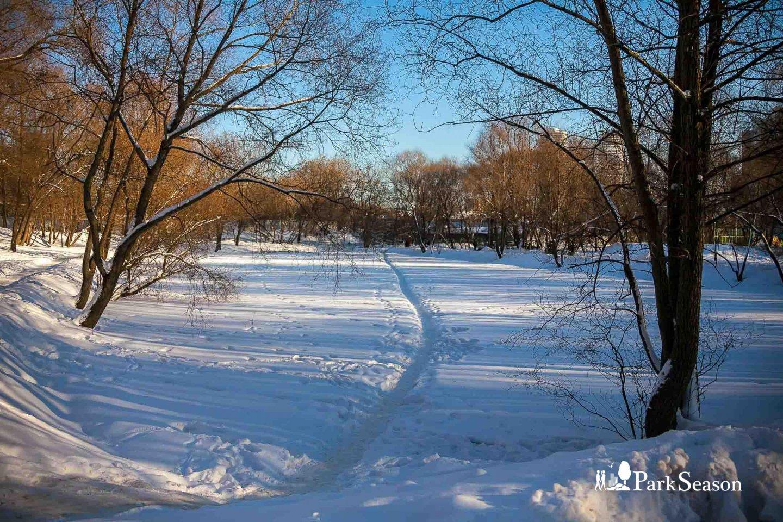 Леоновский пруд — ParkSeason
