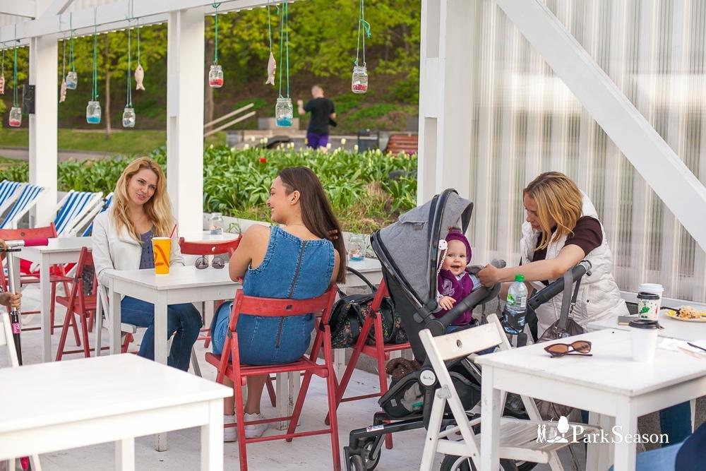 Prawns Café, Воробьевы горы, Москва — ParkSeason