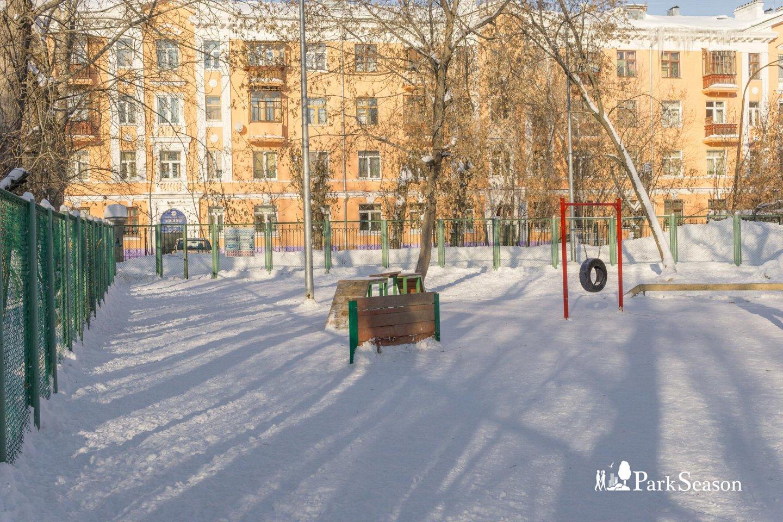 Площадка выгула собак — ParkSeason