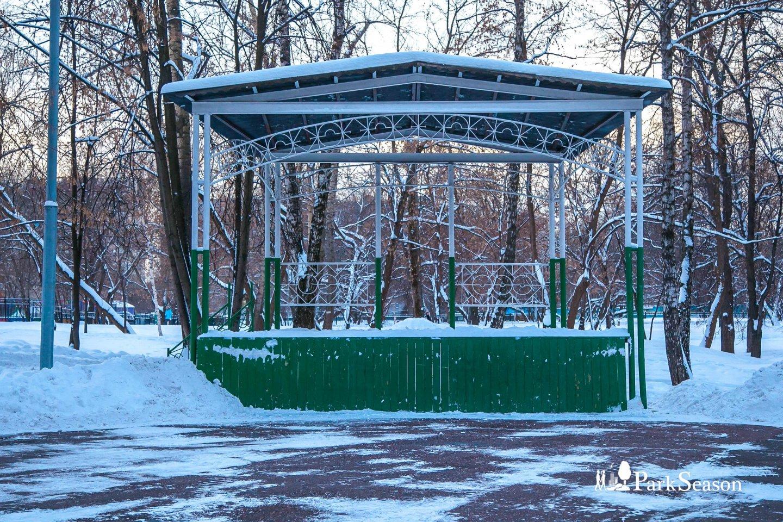 Сцена, Усадьба «Люблино», Москва — ParkSeason