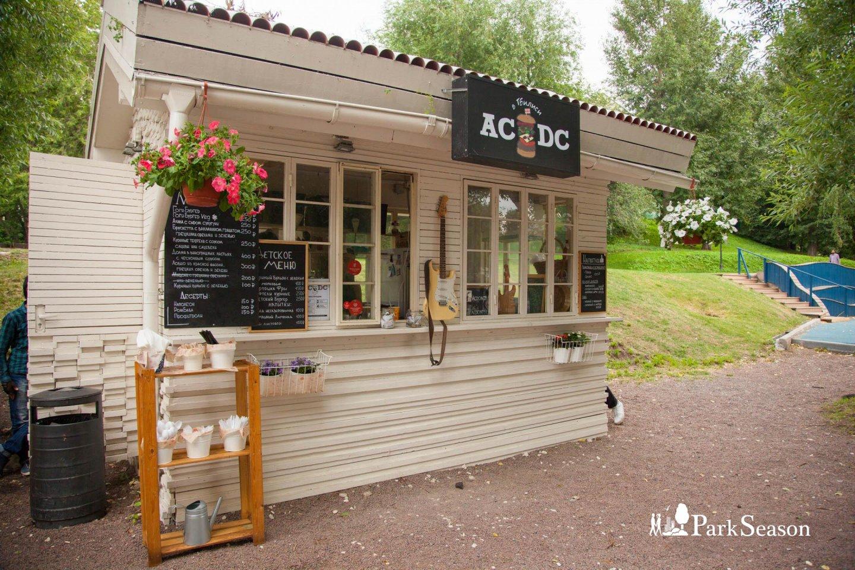 Кафе «Ac/Dc в Тбилиси», Парк Горького, Москва — ParkSeason