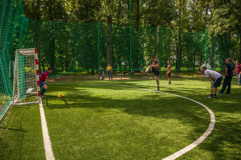 Футбольный центр «Маяк» — ParkSeason