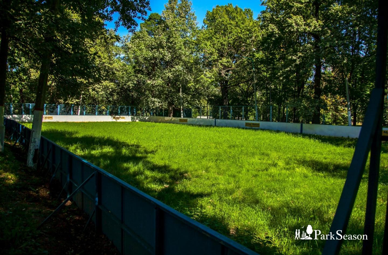 Футбольное поле, Парк имени Льва Толстого (Химки), Москва — ParkSeason