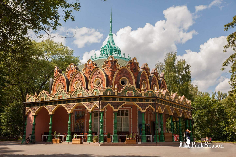 Павильон № 35: «Главтабак», ВДНХ, Москва — ParkSeason