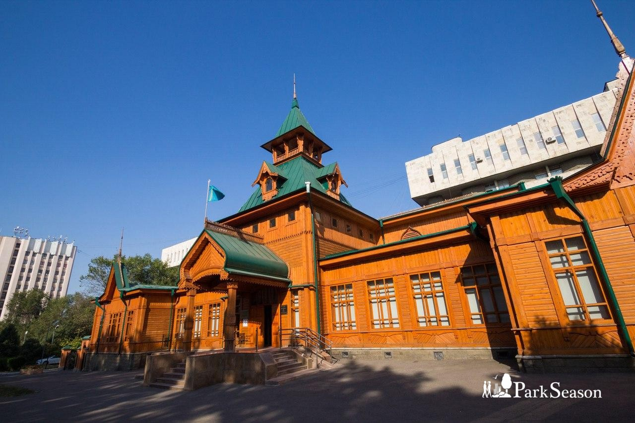 Музей народных музыкальных инструментов — ParkSeason