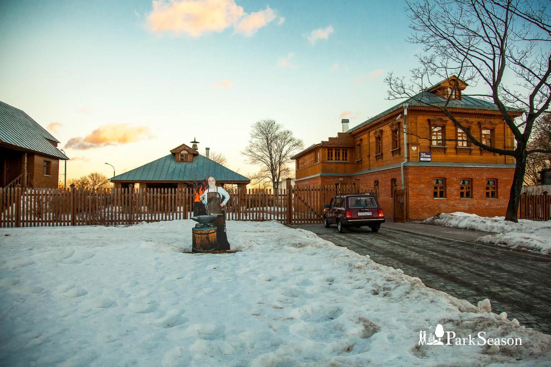 Усадьба кузнеца, Усадьба «Коломенское», Москва — ParkSeason