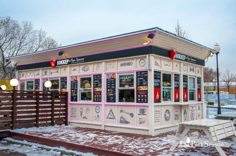 Кафе «Воккер», Парк Горького, Москва — ParkSeason