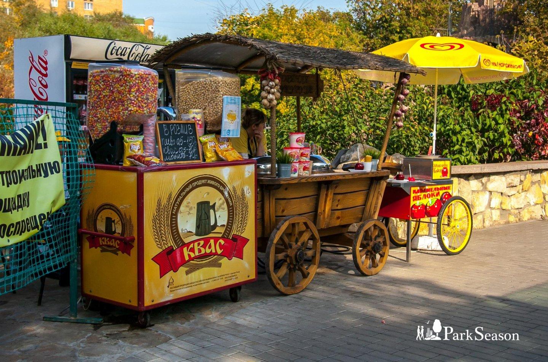 Горячая кукуруза, Московский зоопарк, Москва — ParkSeason