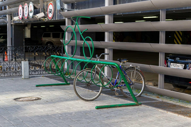 Парковка, велопарковка — ParkSeason