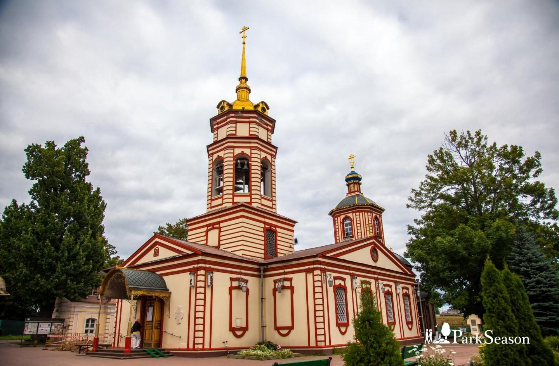 Церковь Крестовоздвижения  — ParkSeason
