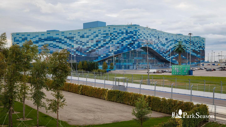 Ледовый дворец спорта «Айсберг» в Сочи — ParkSeason