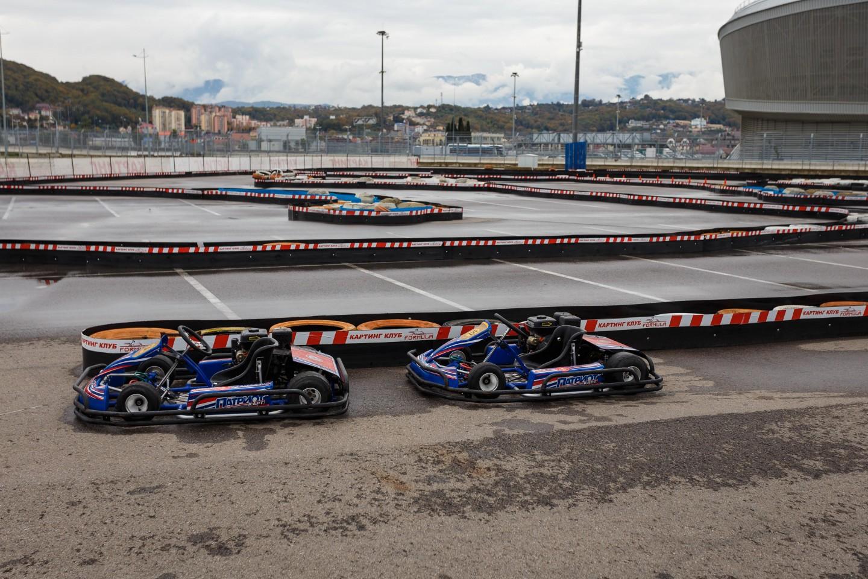 Картинг «Формула» — ParkSeason