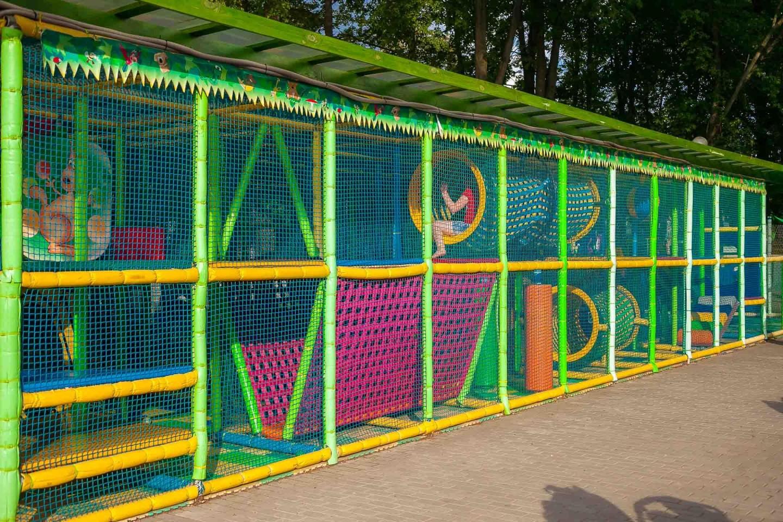 Лабиринт для детей — ParkSeason