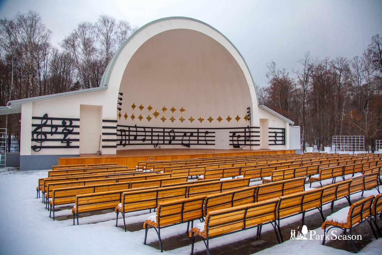 Симфоническая эстрада, Парк «Сокольники», Москва — ParkSeason