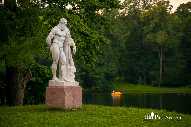 Статуя Геракла — ParkSeason