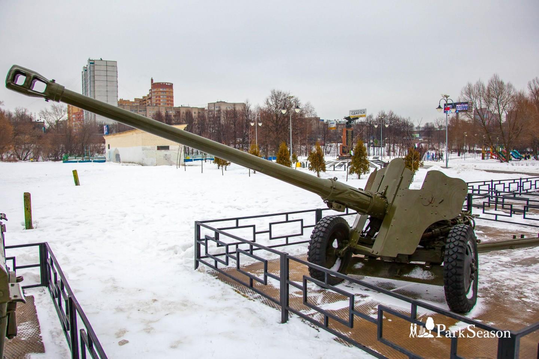 85-мм дивизионная пушка — ParkSeason