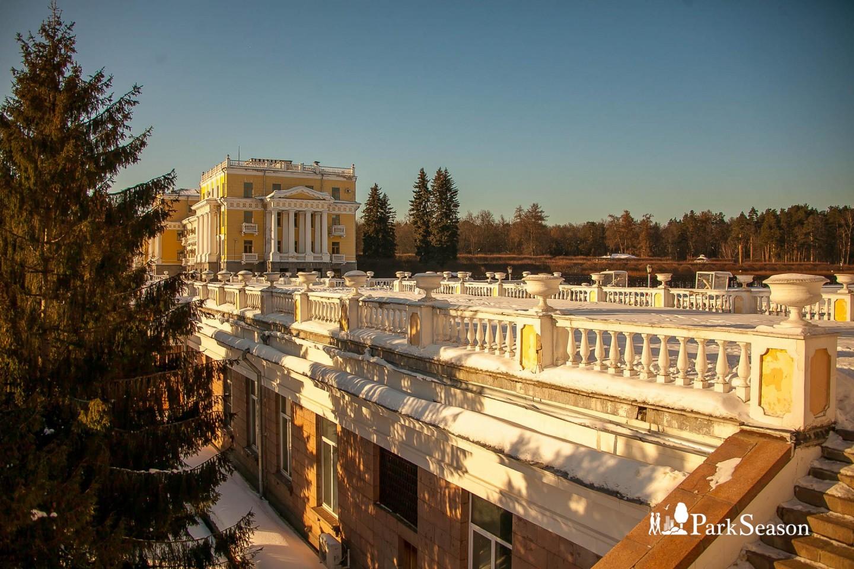 Смотровая площадка, Музей-усадьба «Архангельское», Москва — ParkSeason